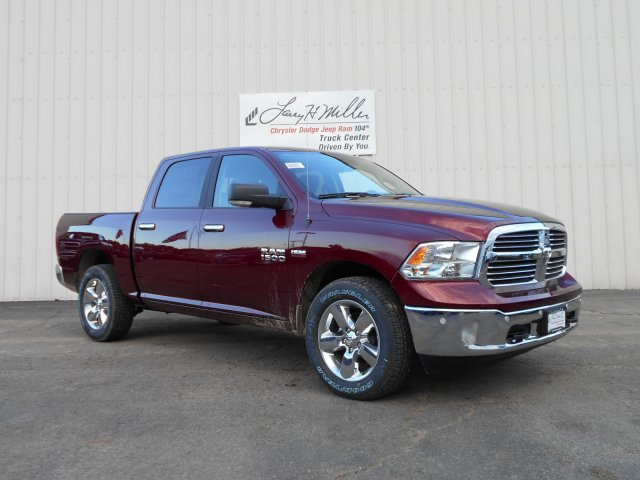 2018 Ram 1500 Crew Cab 4x4, Pickup #JS111104 - photo 3