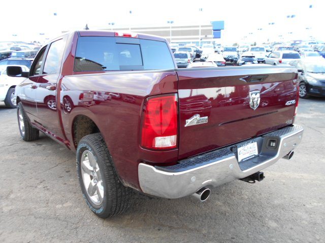 2018 Ram 1500 Crew Cab 4x4, Pickup #JS111104 - photo 2