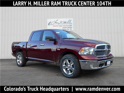 2018 Ram 1500 Crew Cab 4x4, Pickup #JS111104 - photo 1