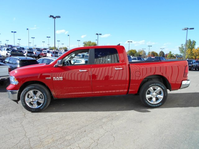 2018 Ram 1500 Crew Cab 4x4, Pickup #JS111105 - photo 5