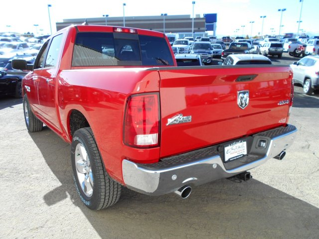 2018 Ram 1500 Crew Cab 4x4, Pickup #JS111105 - photo 2
