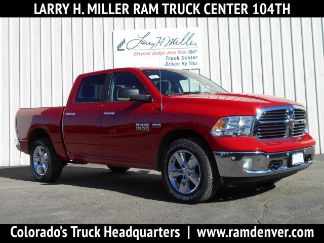 2018 Ram 1500 Crew Cab 4x4, Pickup #JS111105 - photo 1