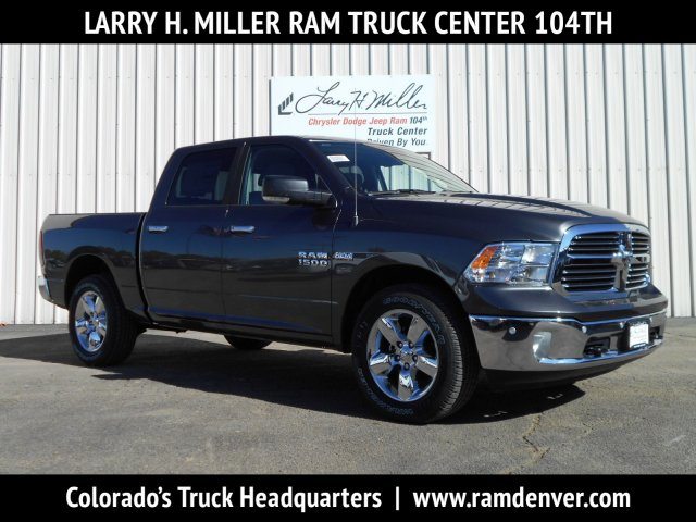 2018 Ram 1500 Crew Cab 4x4, Pickup #JS111108 - photo 1
