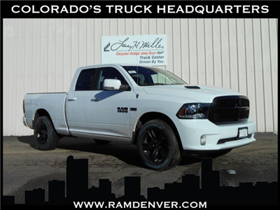 2018 Ram 1500 Quad Cab 4x4 Pickup #JS113855 - photo 1