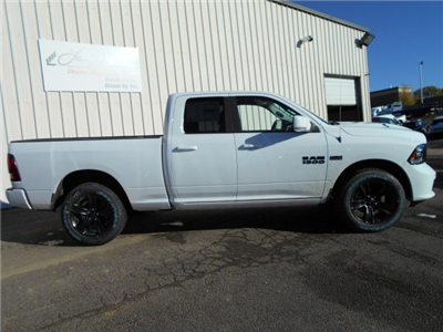 2018 Ram 1500 Quad Cab 4x4 Pickup #JS113855 - photo 7