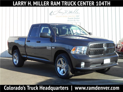 2018 Ram 1500 Quad Cab 4x4, Pickup #JS135109 - photo 1