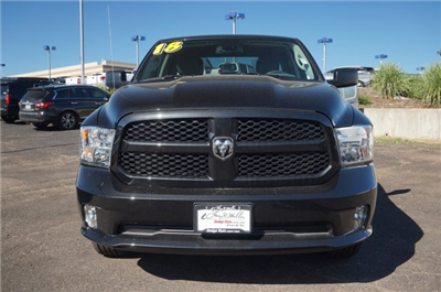 2018 Ram 1500 Quad Cab 4x4,  Pickup #JS145909 - photo 5
