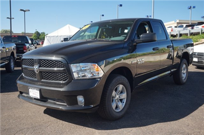 2018 Ram 1500 Quad Cab 4x4,  Pickup #JS145909 - photo 4