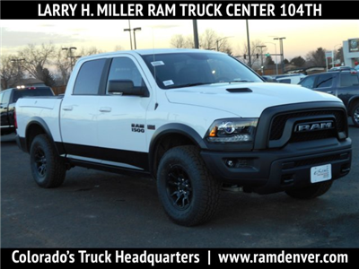 2018 Ram 1500 Crew Cab 4x4, Pickup #JS164083 - photo 1