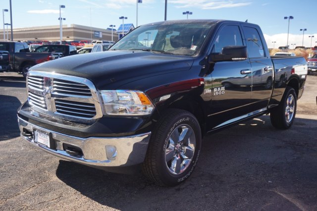 2018 Ram 1500 Quad Cab 4x4,  Pickup #JS199350 - photo 4
