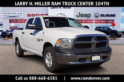 2018 Ram 1500 Crew Cab 4x4,  Pickup #JS268132 - photo 1