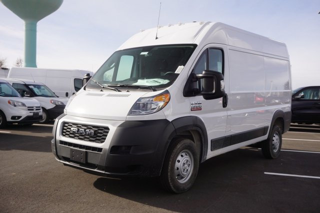 2019 ProMaster 1500 High Roof FWD,  Empty Cargo Van #KE501238 - photo 5