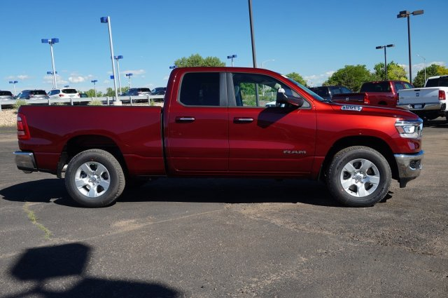 2019 Ram 1500 Quad Cab 4x4,  Pickup #KN515263 - photo 3