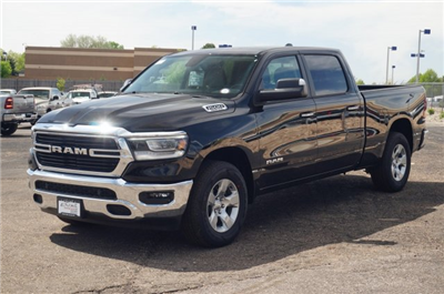 2019 Ram 1500 Crew Cab 4x4,  Pickup #KN515465 - photo 4