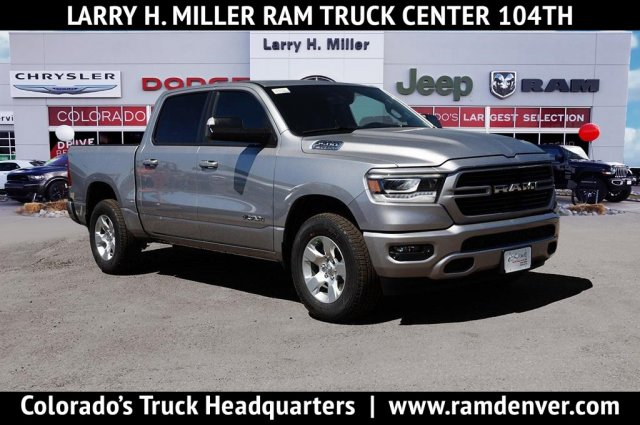 2019 Ram 1500 Crew Cab 4x4,  Pickup #KN520307 - photo 1