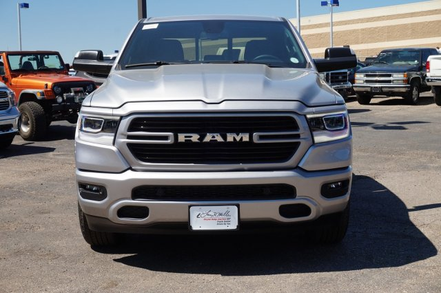 2019 Ram 1500 Crew Cab 4x4,  Pickup #KN520307 - photo 5
