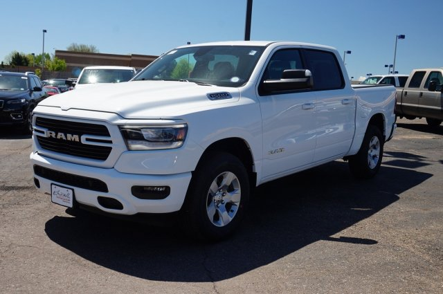2019 Ram 1500 Crew Cab 4x4,  Pickup #KN520484 - photo 4