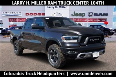 2019 Ram 1500 Crew Cab 4x4,  Pickup #KN559488 - photo 1