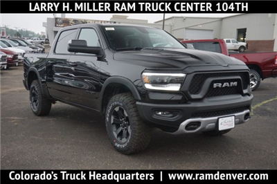 2019 Ram 1500 Crew Cab 4x4,  Pickup #KN574694 - photo 1