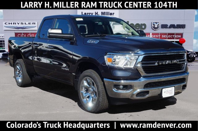 2019 Ram 1500 Quad Cab 4x4,  Pickup #KN574795 - photo 1