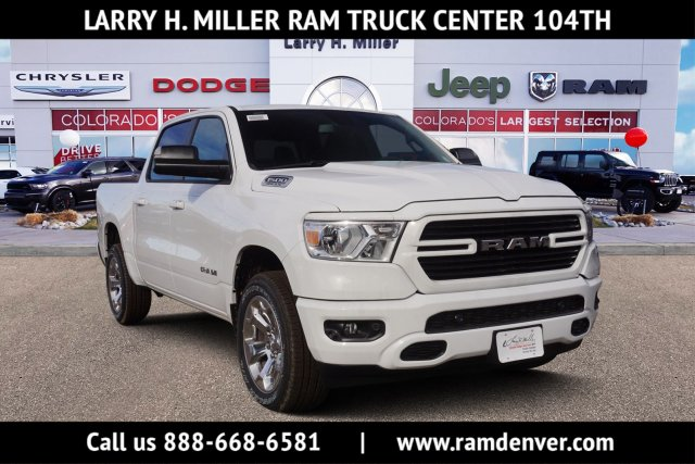 2019 Ram 1500 Crew Cab 4x4,  Pickup #KN591834 - photo 1