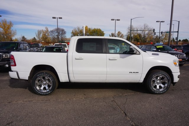 2019 Ram 1500 Crew Cab 4x4,  Pickup #KN591834 - photo 3