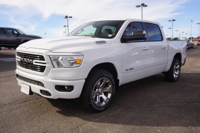 2019 Ram 1500 Crew Cab 4x4,  Pickup #KN591834 - photo 4