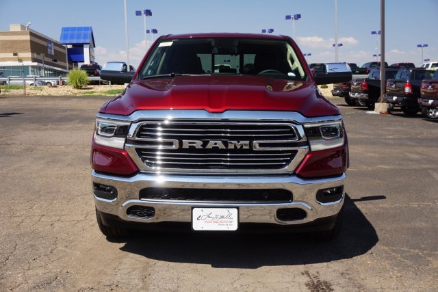 2019 Ram 1500 Crew Cab 4x4,  Pickup #KN609989 - photo 9