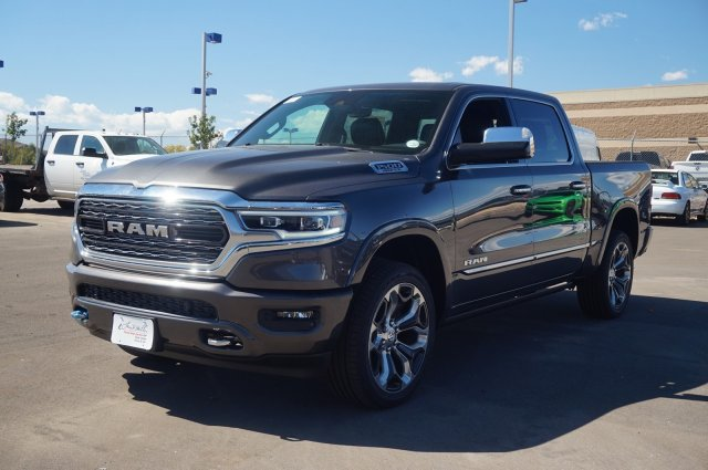 2019 Ram 1500 Crew Cab 4x4,  Pickup #KN620615 - photo 7