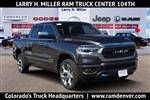 2019 Ram 1500 Crew Cab 4x4,  Pickup #KN620615 - photo 1