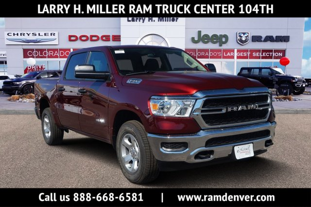 2019 Ram 1500 Crew Cab 4x4,  Pickup #KN651500 - photo 1