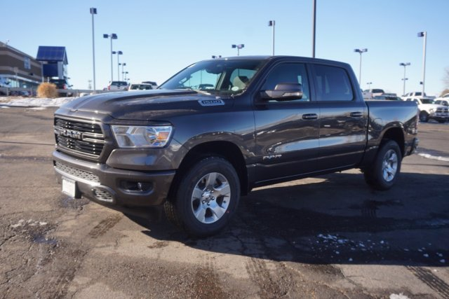 2019 Ram 1500 Crew Cab 4x4,  Pickup #KN720204 - photo 7