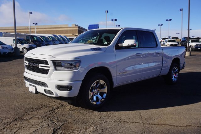 2019 Ram 1500 Crew Cab 4x4,  Pickup #KN742425 - photo 7