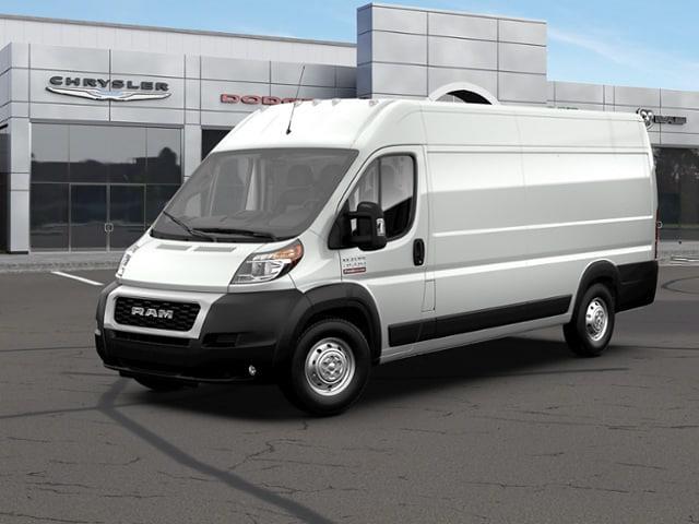 2021 Ram ProMaster 3500 FWD, Empty Cargo Van #D210639 - photo 1