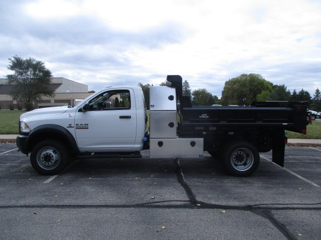 2017 Ram 5500 Regular Cab DRW 4x4 Dump Body #D171176 - photo 7