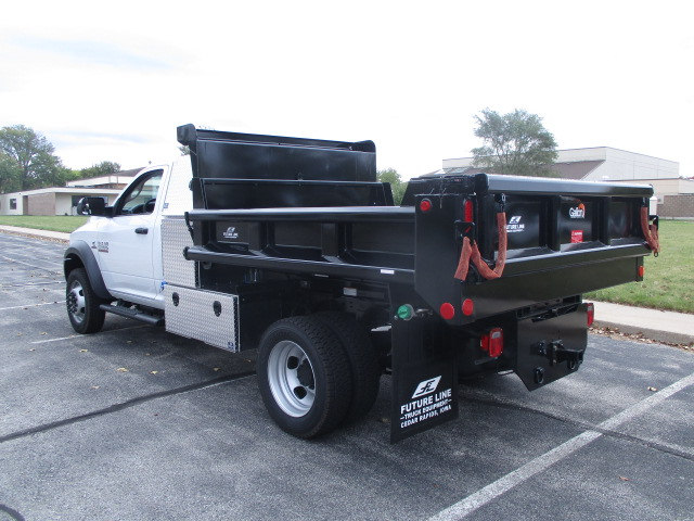 2017 Ram 5500 Regular Cab DRW 4x4 Dump Body #D171176 - photo 8