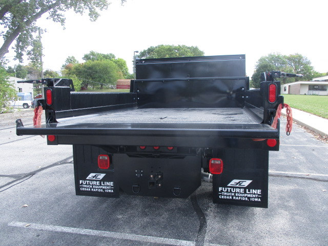 2017 Ram 5500 Regular Cab DRW 4x4 Dump Body #D171176 - photo 17