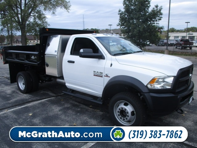 2017 Ram 5500 Regular Cab DRW 4x4 Dump Body #D171176 - photo 1
