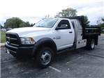 2017 Ram 5500 Regular Cab DRW 4x4 Dump Body #D171176 - photo 4
