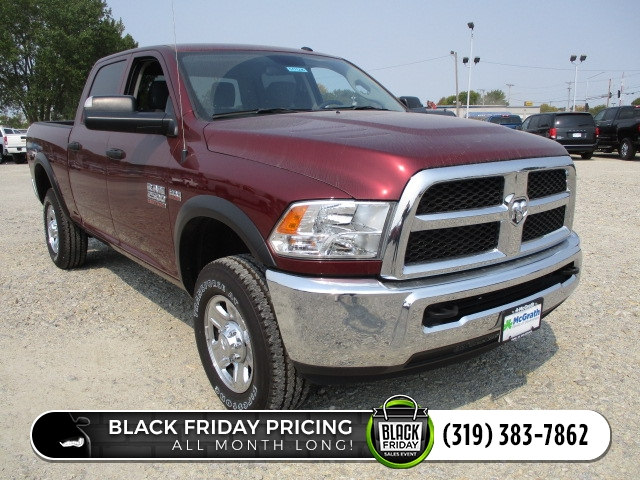 2017 Ram 2500 Crew Cab 4x4 Pickup #D171235 - photo 1