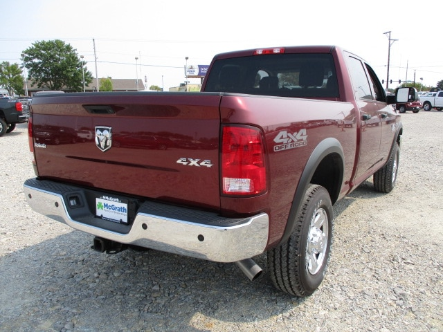2017 Ram 2500 Crew Cab 4x4 Pickup #D171235 - photo 2