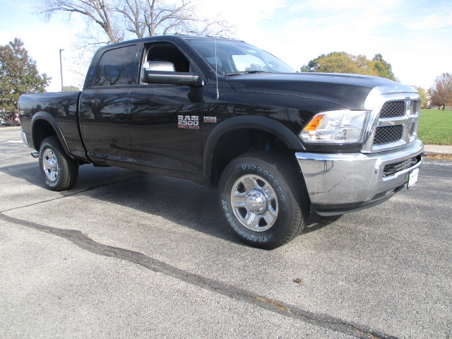2017 Ram 2500 Crew Cab 4x4 Pickup #D171270 - photo 1