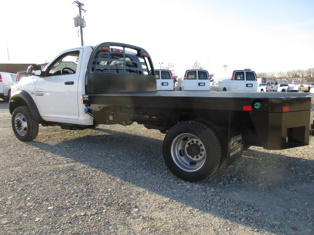 2017 Ram 4500 Regular Cab DRW 4x4, Auto Truck Group Platform Body #D171275 - photo 8