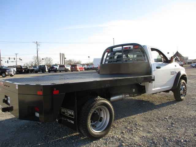 2017 Ram 4500 Regular Cab DRW 4x4, Auto Truck Group Platform Body #D171275 - photo 2