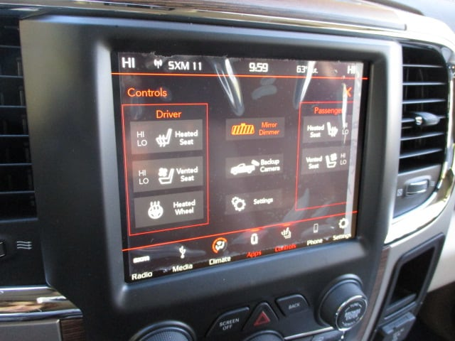 2018 Ram 2500 Crew Cab 4x4 Pickup #D180054 - photo 26