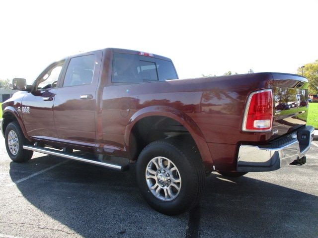 2018 Ram 2500 Crew Cab 4x4 Pickup #D180054 - photo 4