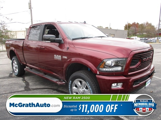 2018 Ram 2500 Crew Cab 4x4, Pickup #D180065 - photo 1