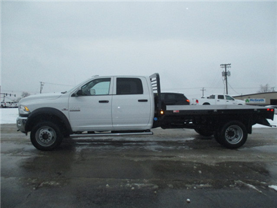 2018 Ram 4500 Crew Cab DRW 4x4, Platform Body #D180109 - photo 7