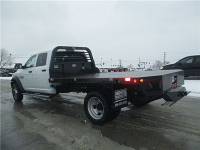 2018 Ram 4500 Crew Cab DRW 4x4, Platform Body #D180109 - photo 10