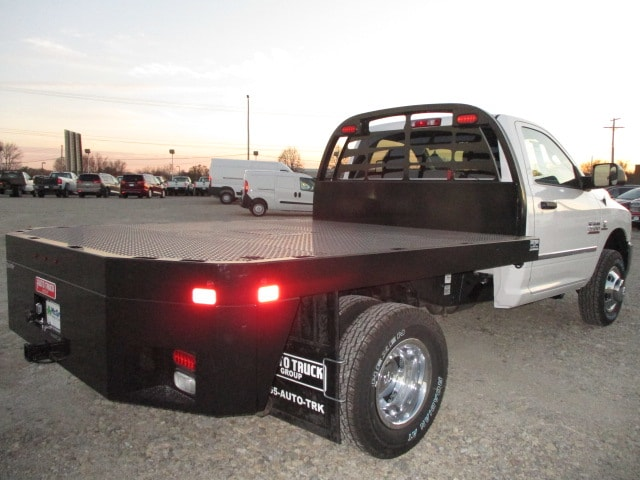 2018 Ram 3500 Regular Cab DRW 4x4, Auto Truck Group Platform Body #D180152 - photo 2